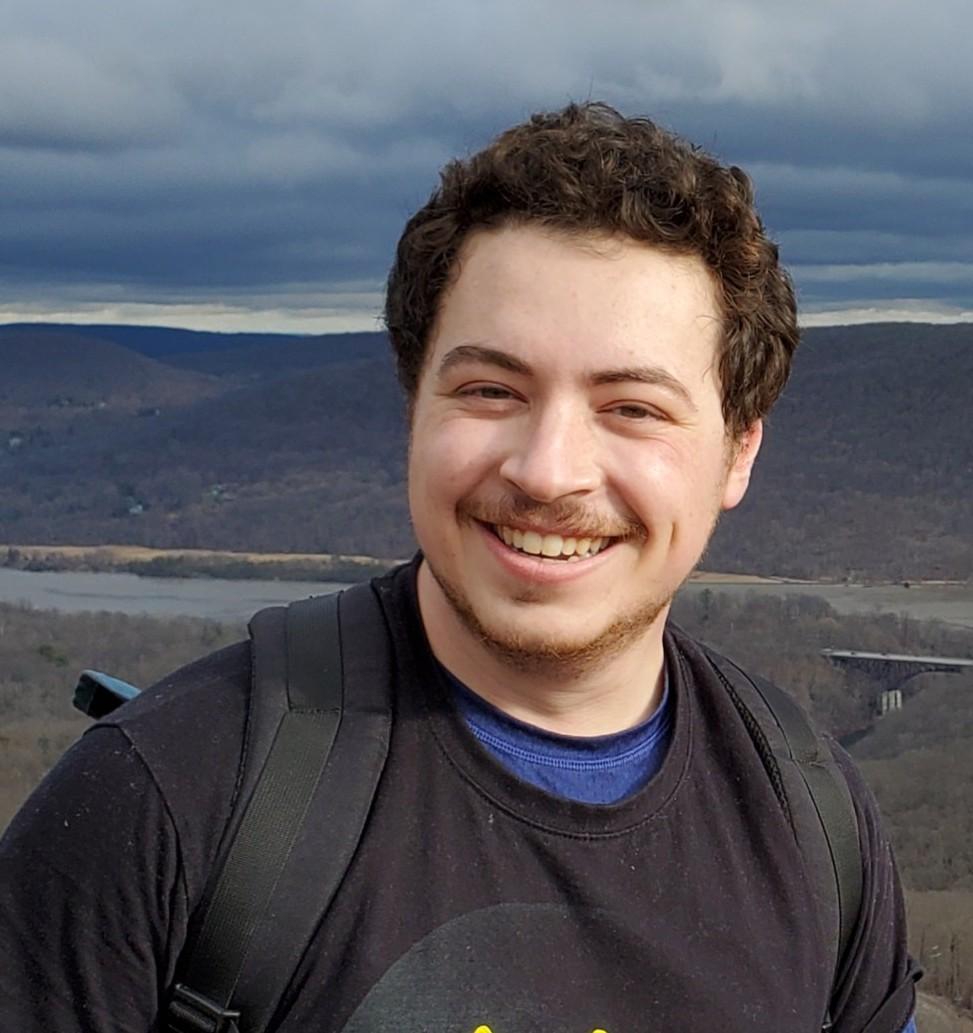 photo of Aaron Brezel