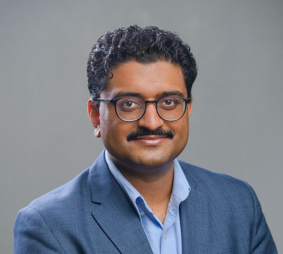 photo of Dhrumil Mehta