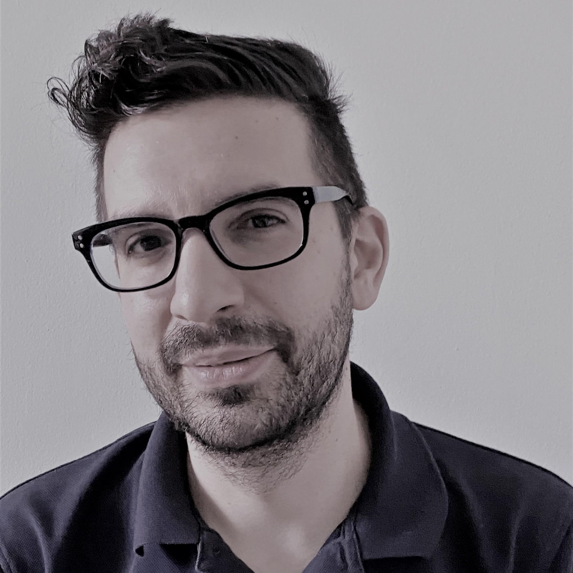photo of Anthony Nadler